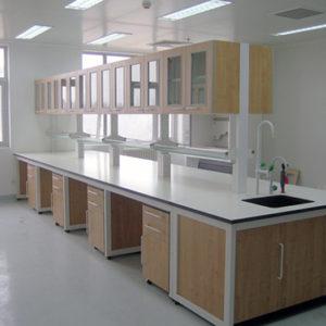 ריהוט מעבדה כימית